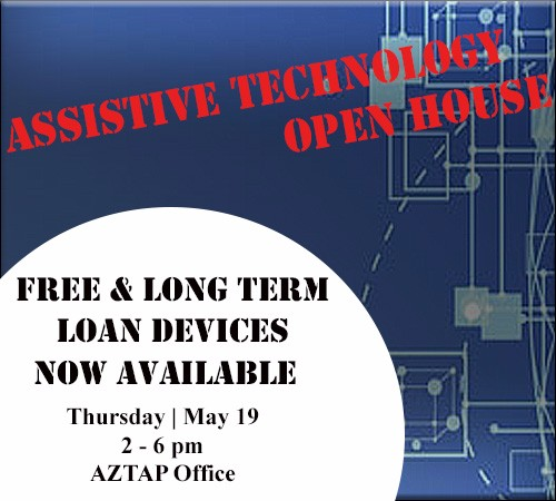 AZTAP Graphic FREE and Long Term Loan Devices Are Now Available!!!