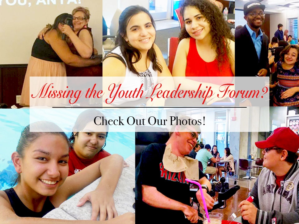 Missing the Youth Leadership Forum? Check out albums filled with photos of our 2016 graduate on Facebook!
