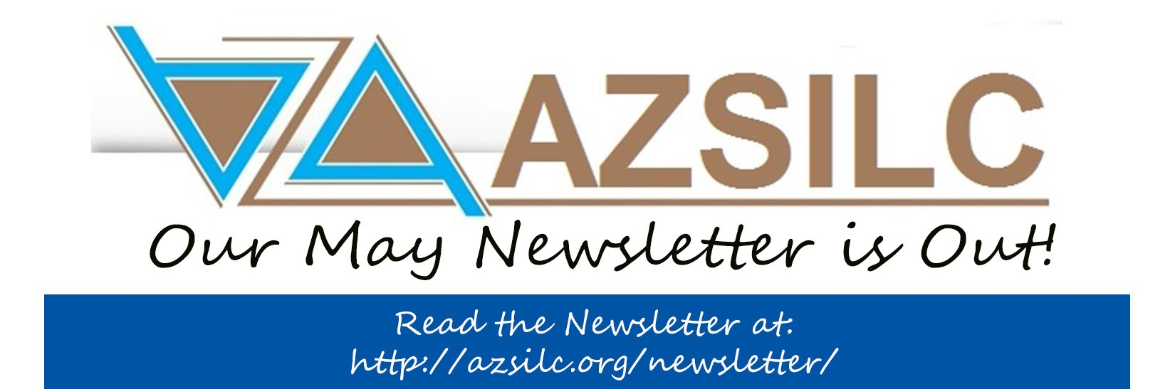 ** Have you read the May edition of our newsletter? *** The May edition of Arizona Independent Living features articles on the upcoming 2017 - 2019 State Plan for Independent Living (SPIL), an article on the 2016 Legislative Session, information on our upcoming Public Hearing (on June 1st), a Council member spotlight on Bob Michaels, and information on how to join the Statewide Independent Living Council.