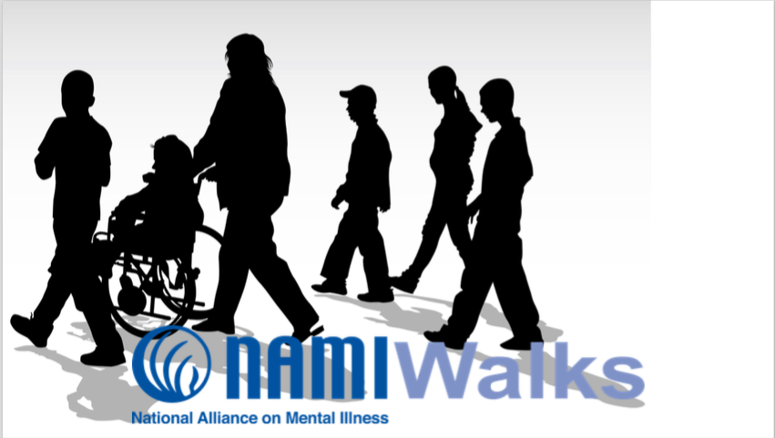 Arizona Youth Leadership Forum walks with NAMI Valley of the Sun