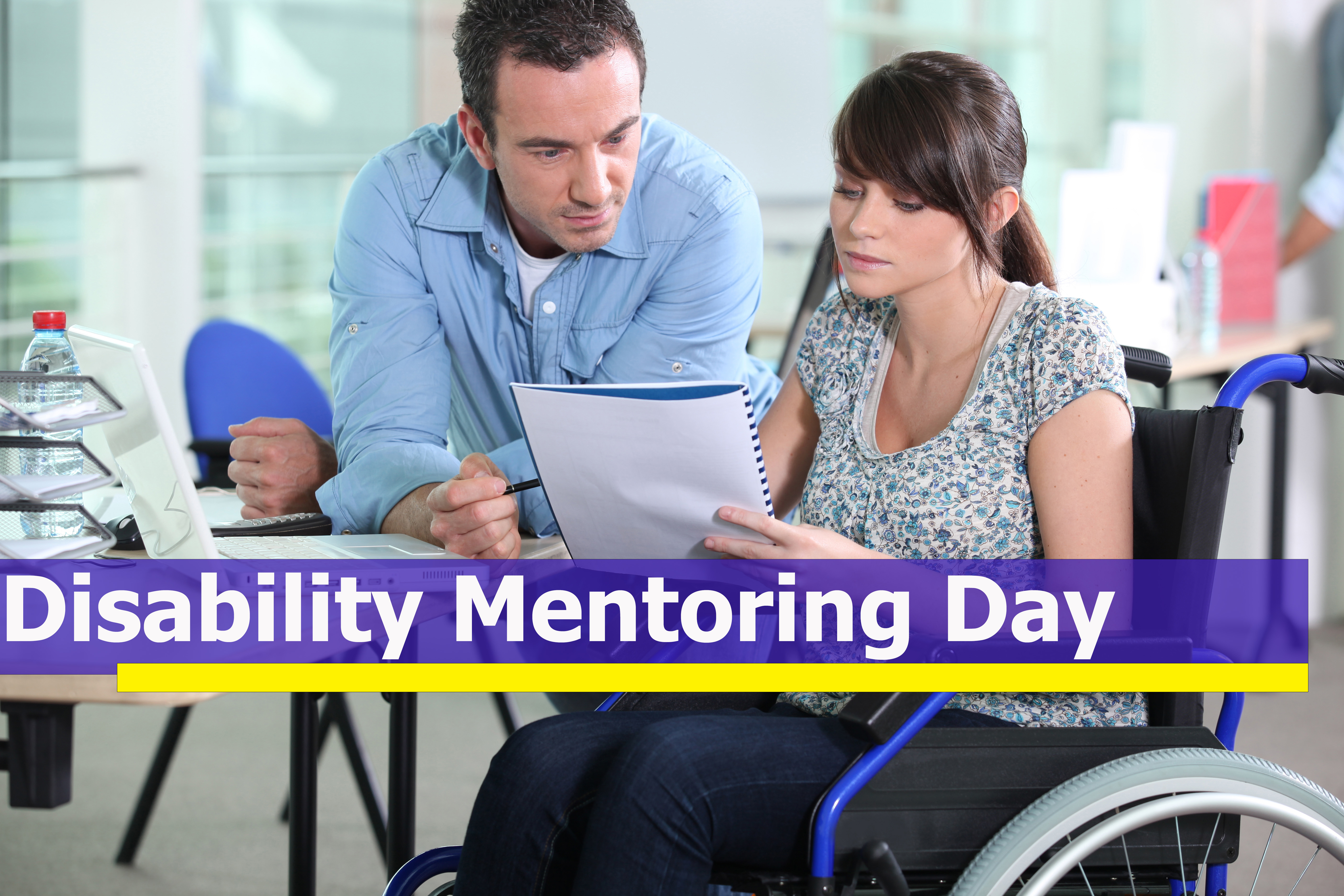 The Arizona Youth Leadership Forum is proud to present Disability Mentoring Day 2016!