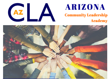 FREE TRAININGS! Learn more about the Arizona Community Leadership Academy (AZCLA)