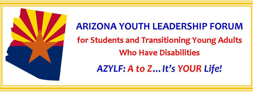 Title graphic of the Youth Leadership Forum